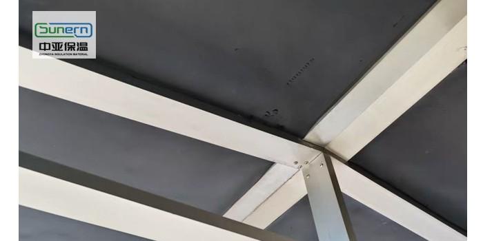 b1级橡塑海绵屋顶保温板