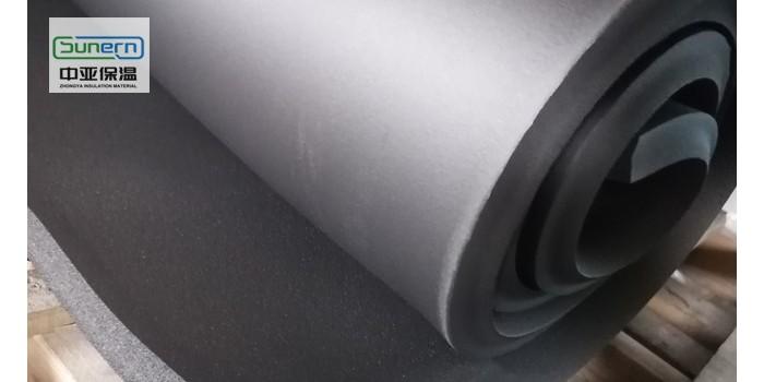 地面橡塑保温板价格是多少?-中亚保温