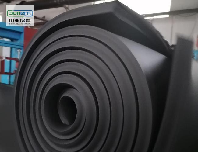 b1级橡塑保温板厂家定制品