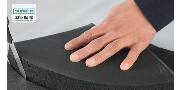橡塑保温板的施工方法