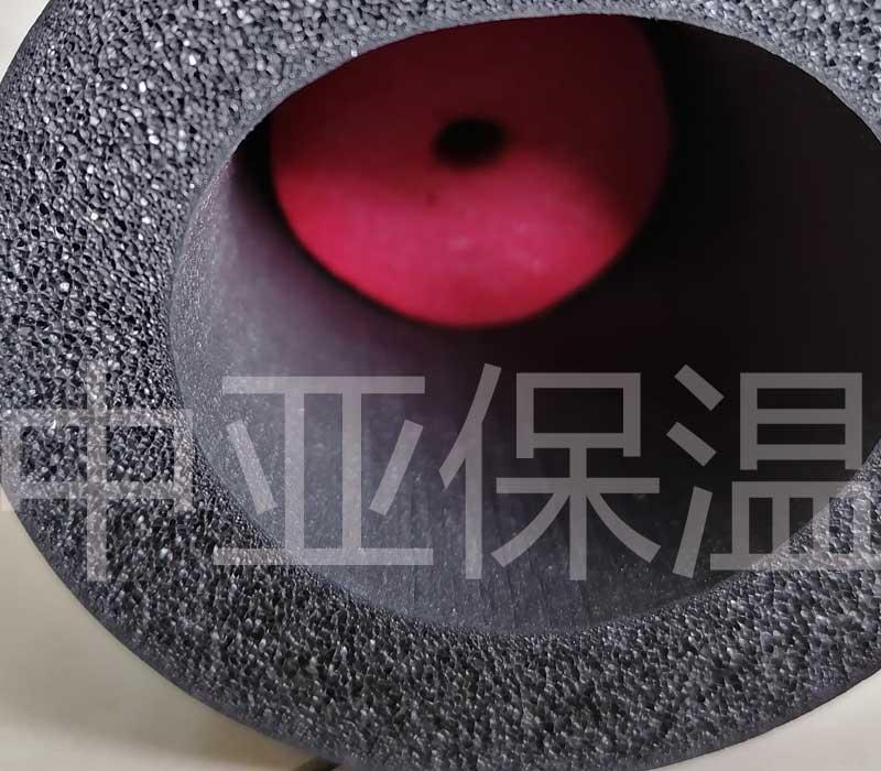 橡塑保温材料闭泡结构