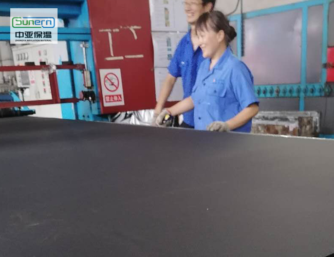 橡塑保温板厂家直销
