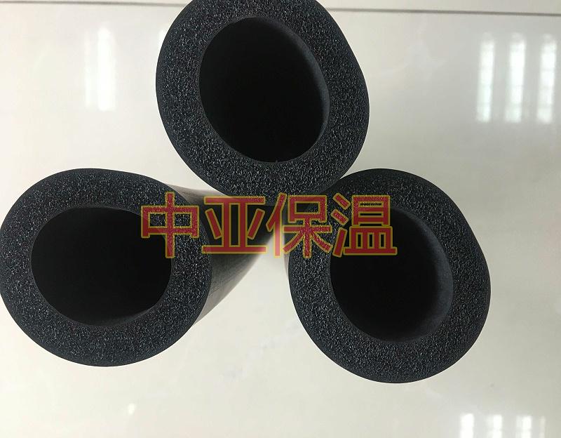 中亚保温阻燃隔热橡塑保温管