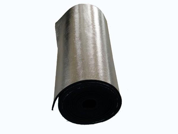 铝箔复合橡塑保温板