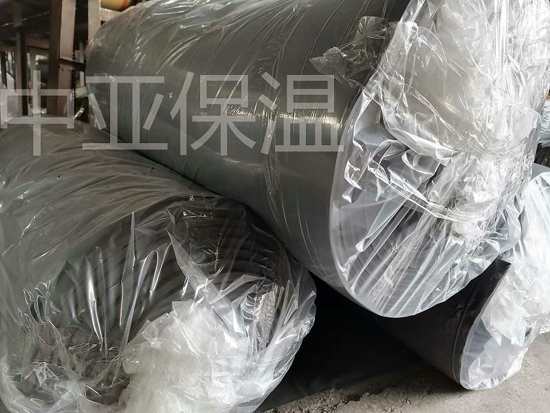 橡塑保温材料的保养和维修